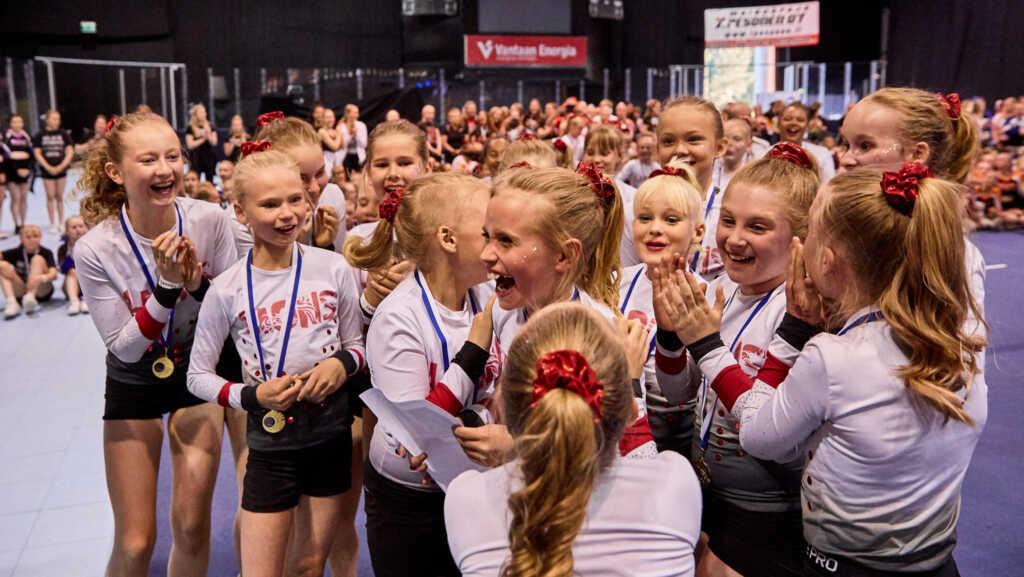 Cheerleading Helsinki