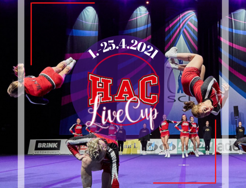 Ilmoittaudu mukaan virtuaaliseen ja kansainväliseen HAC Live Cup -kilpailuun